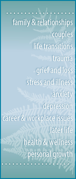 Crescent Beach Counselling health wellness grief depression stress image